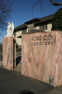 Rose City Cemetery