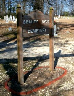 Beauty Spot Cemetery