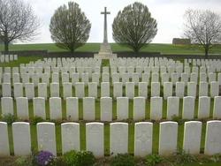 Crouy British Cemetery