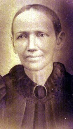 Martha <I>Williams</I> Dickinson