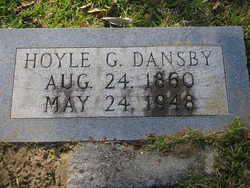 Hoyle G Dansby
