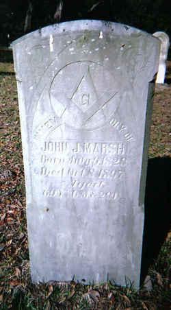 John Jasper Marsh