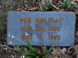 Robert Lee Holiday