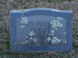 John Hughlett Holiday