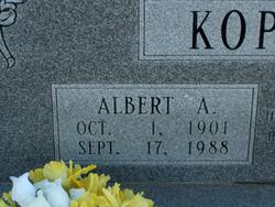 Albert Adolph Kopetsky
