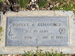 Robert A Benavidez