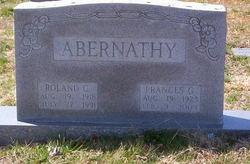 Frances G. Abernathy
