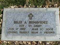 Billy A Benavidez