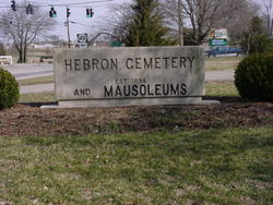 Hebron Cemetery and Mausoleums