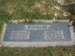 Amanda <I>Brothers</I> Woodward