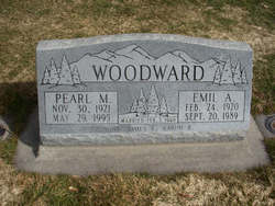 Pearl May <I>Bartle</I> Woodward