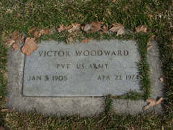 Victor Woodward