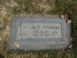 """William Enoch """"Bill"""" Woodward"""
