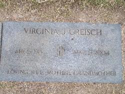 Virginia J Greisch