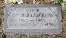 John Douglas Gilliam