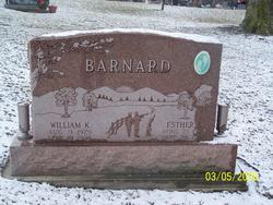 William K Barnard