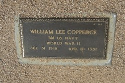 William Lee Coppedge