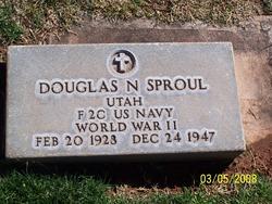 Douglas N Sproul