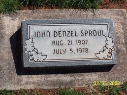 John Denzil Sproul