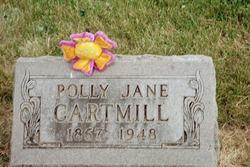 Polly Jane <I>Bosley</I> Cartmill