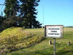 Wilkeson Town Cemetery