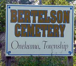 Bertelson Cemetery