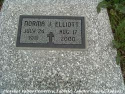Norma Jean <I>Moran</I> Elliott