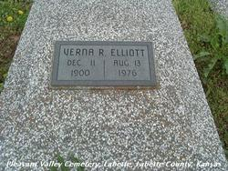 Verna Rebecca <I>Smith</I> Elliott