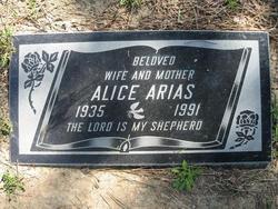 Alice Arias