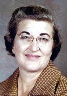 Nancy Alwilda Harriss