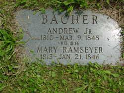 Mary Marie <I>Ramseyer</I> Becher