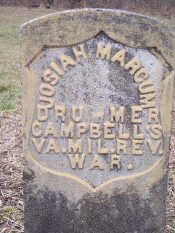 Josiah Marcum