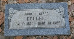 John Wilkeson Dougall