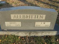 John William Allbritten