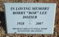 Bobby Lee Dozier