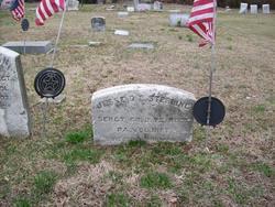 Sgt Jesse D.E. Sterling