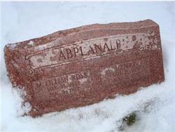 Margaret Lillian <I>Ross</I> Abplanalp