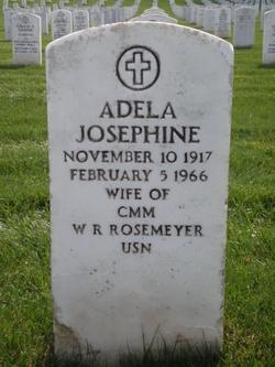 Adela Josephine Rosemeyer