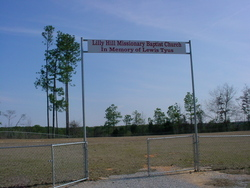 New Lily Hill Cemetery
