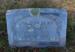 Charldeen Jeanette <I>Brown</I> Buchanan