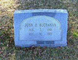 John Hampton Buchanan