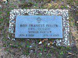 Roy Frances Fuller