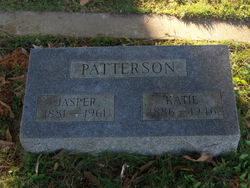 "Andrew Jasper ""Jasper"" Patterson"