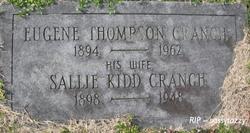 Eugene Thompson Cranch