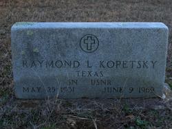 Raymond L Kopetsky
