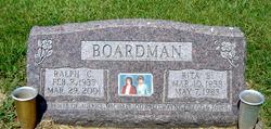 Rita E. <I>Wachter</I> Boardman