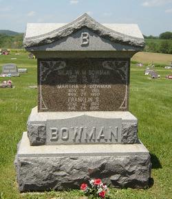 Silas Wright Myres Bowman