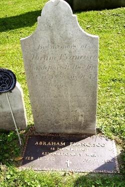 "Abraham ""Abram"" Francisco"