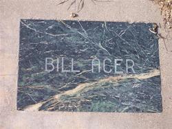 Bill <I>Villar Ackre</I> Acer