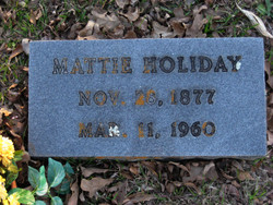 Mattie Holiday